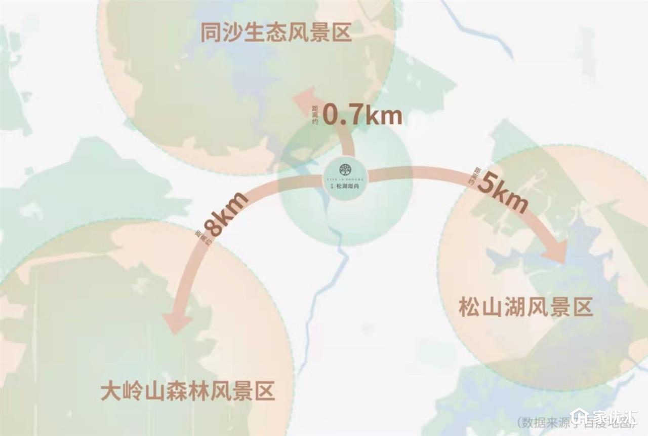 中海松湖璟尚效果图